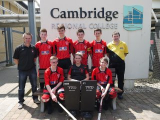 Intermediates u15's: EC League Winners