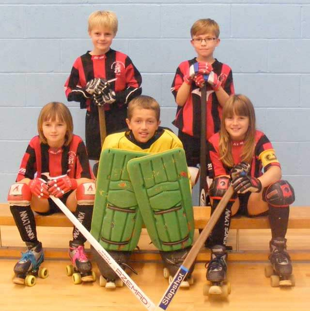 2013 Dave Walters Cup: u9's Report