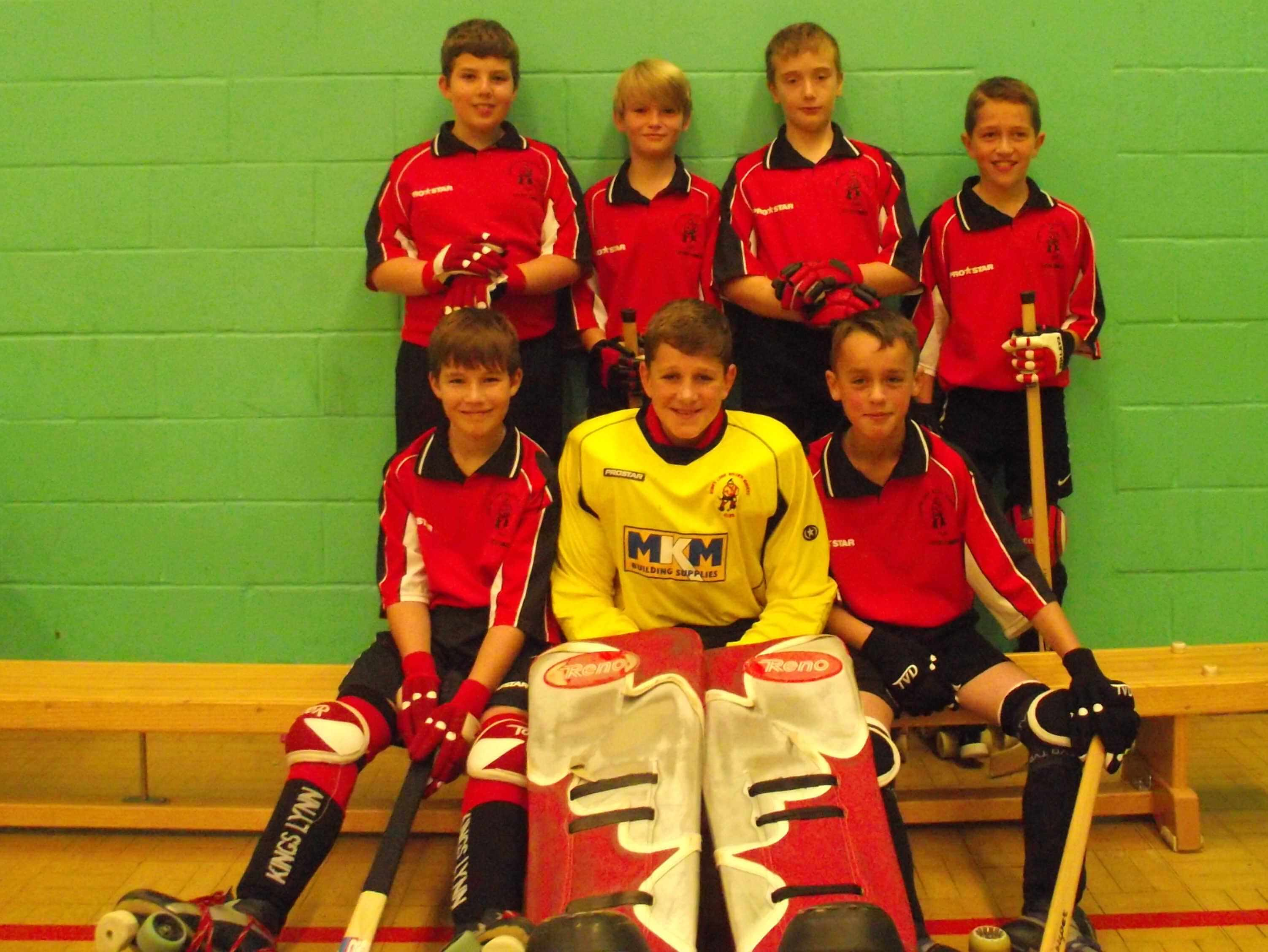 u15's Red Match Report:  11th October 2014