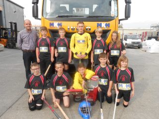 Read more about the article MKM supply a new kit for the u13's