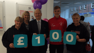 Norwich & Peterborough Building Society Donation