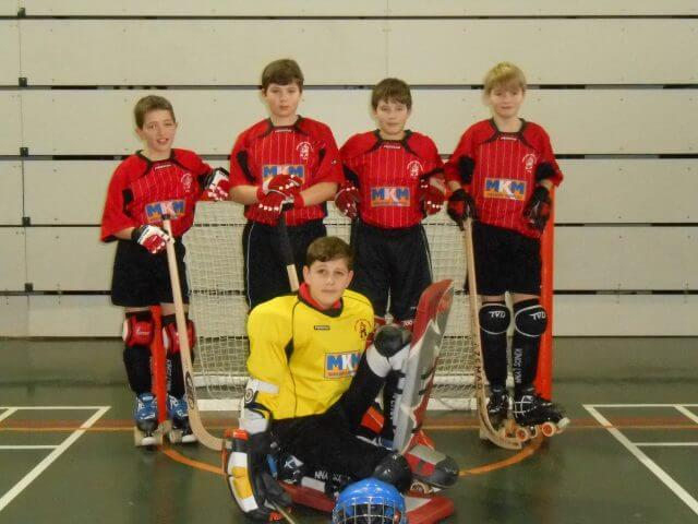 u15 Red 25th January 2015