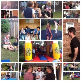 2015 King's Lynn Roller Hockey Club BBQ