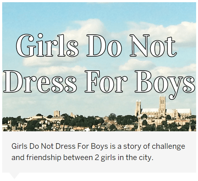 You are currently viewing Girls Do Not Dress For Boys