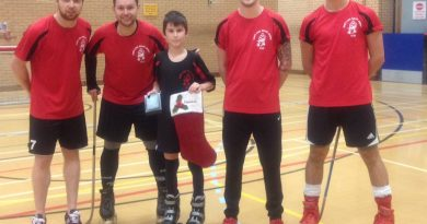 Player of the Month November 2015