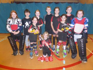 Group of KLRHC Younger Players