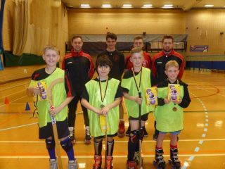 Easter tournament for Level 1 players