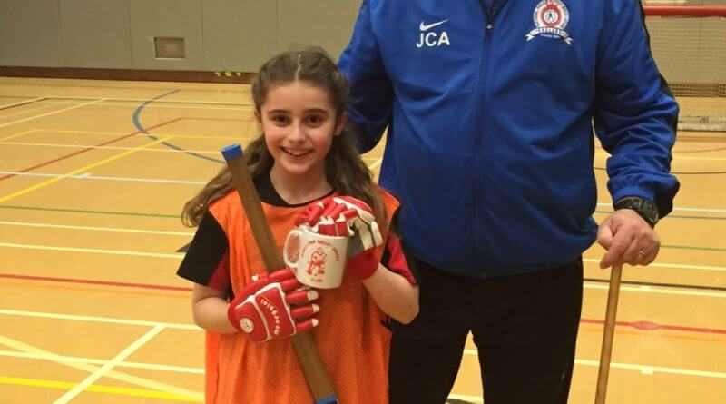 KLRHC Player of the Month February 2016