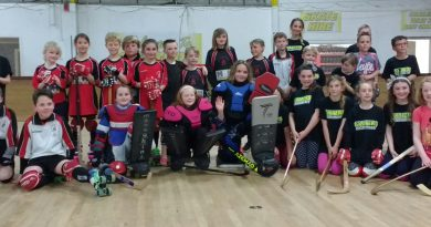 Skaters host King's Lynn in a friendly round robin tournament