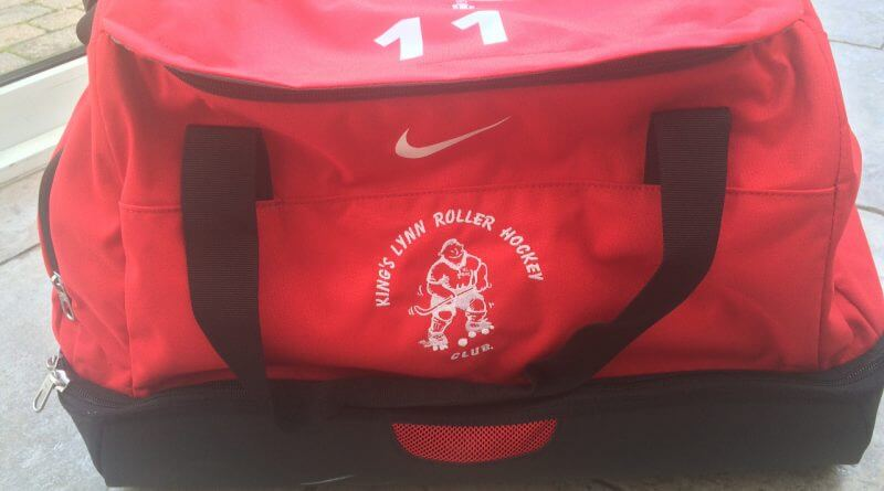 2016 Premier League Kit Bag supplied by Carter Engineering Supplies