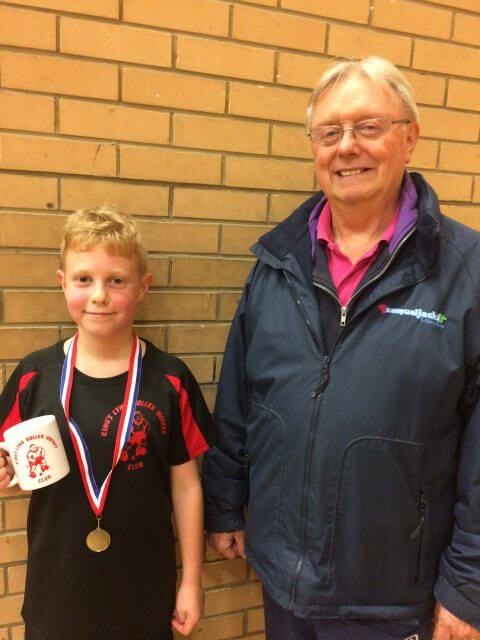 Alex Holford Player Of The Month October 2016