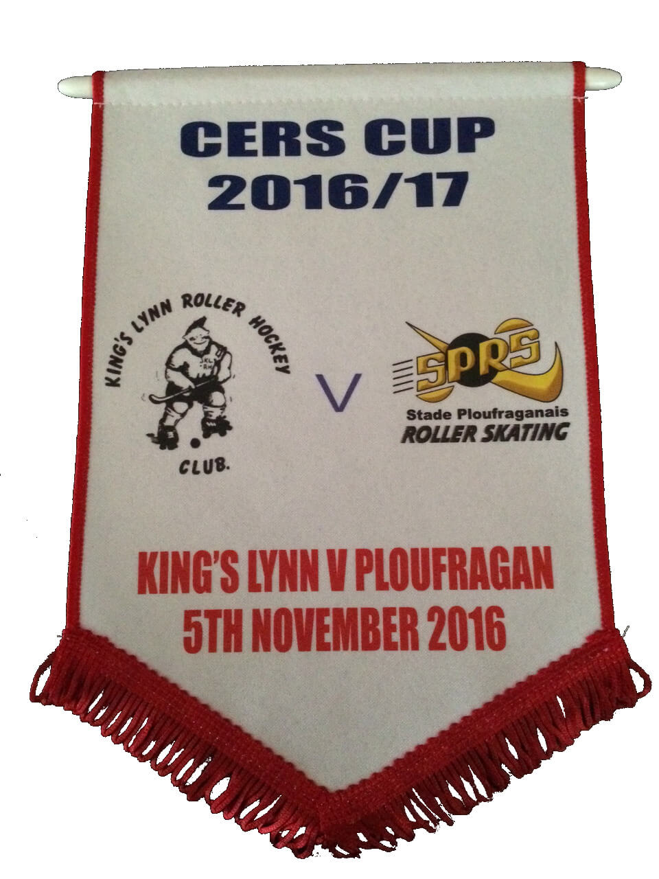 CERS Cup 2016 Pennant