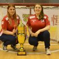 Kasia & Eilidh help England Ladies win the 2017 FIRS Cup