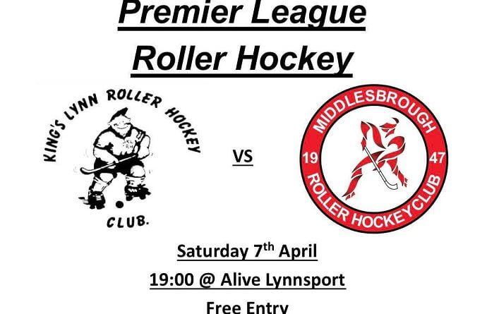 Kings Lynn v Middlesbrough RHC 7th April 2018