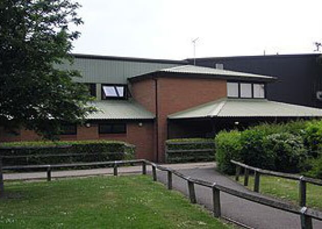 Ross Peers Sports Centre