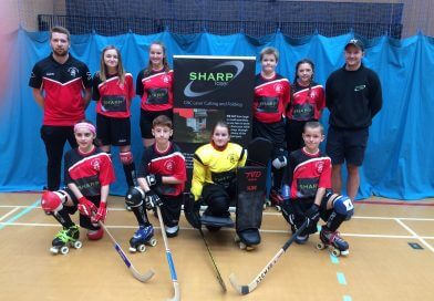 U13's Team Sponsored by Sharp Laser