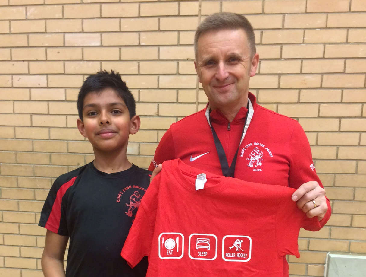 Level 1 Player of the Month: October 2017