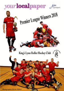 KLRHC 3rd Premier League Title Winners Poster