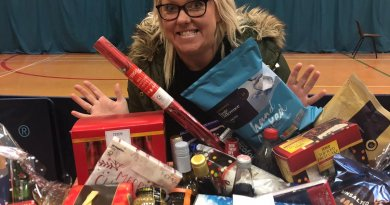 Christmas Hamper Winner 2018