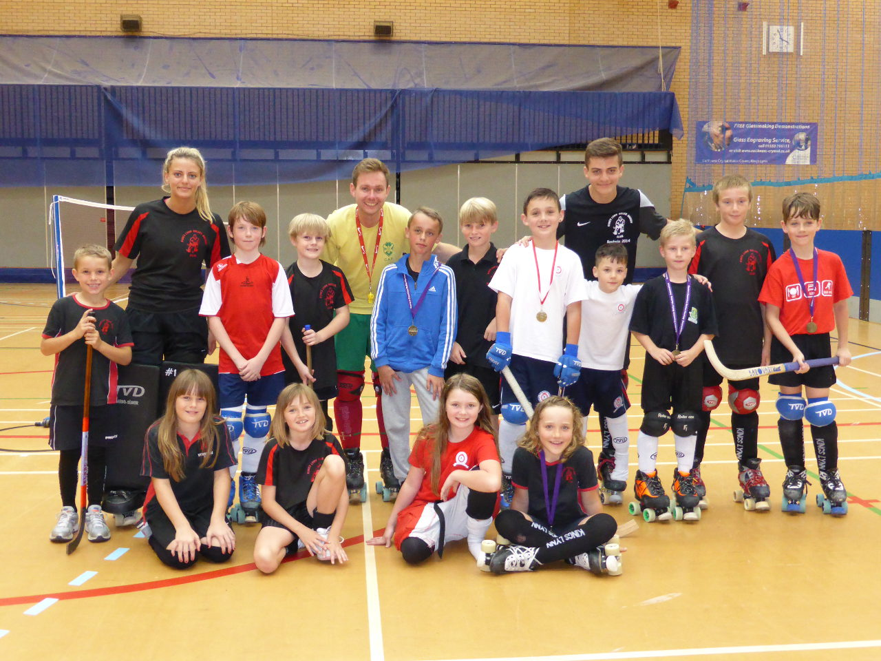 Summer Camp 2014 Players & Coaches